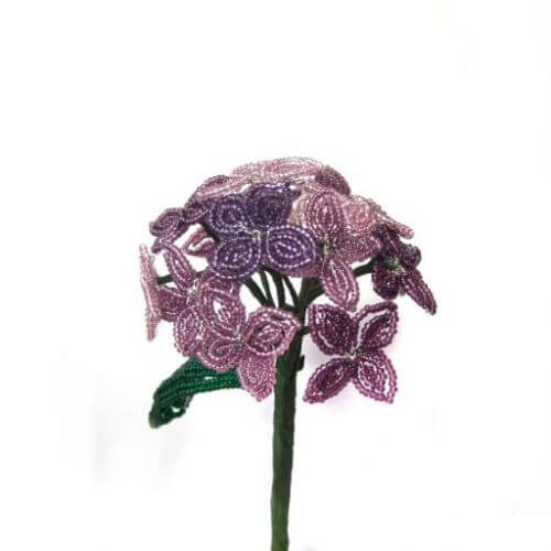 Beads Direct CD-ROM 9 Fabulous French Beaded Flowers