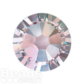 2088 Swarovski Crystal Flat Backs Non HF 7mm SS34 Crystal AB F Pk144