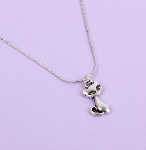Feline Friend Necklace