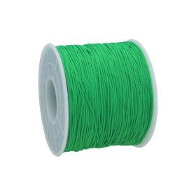 Macrame ™ / Macrame cord / nylon / 0.6mm / green / 135m