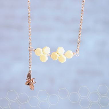 'Summer Honey' Necklace