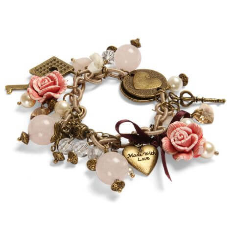Let There Be Love Bracelet p. 21