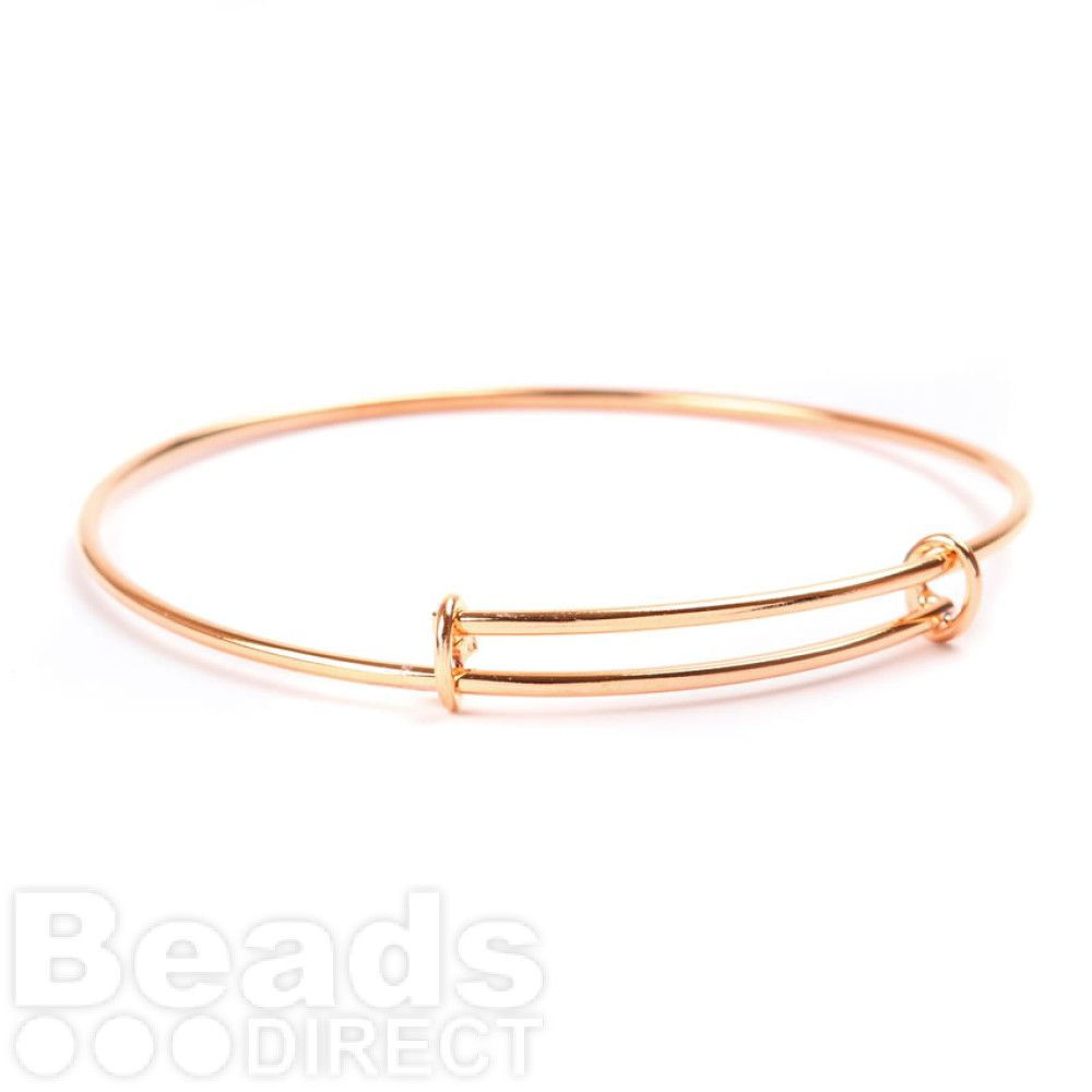 plated gold bangle bracelets collections products rebekka chain ladies rose half silver with oval bracelet fashion bangles sterling