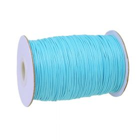 Coated twine / 1.0mm / light blue / 160m