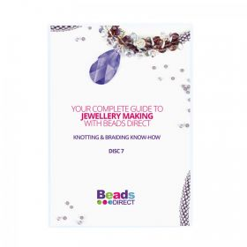 Beads Direct CD-ROM 7 Knotting and Braiding Know-How