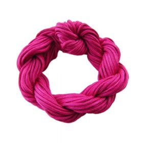 Mcord ™ / Macramé cord / nylon / 1.5mm / light magenta / 13m