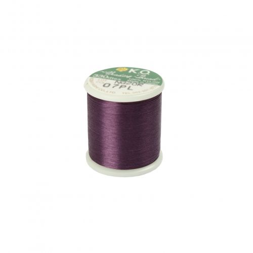 KO Beading Thread Purple 50m