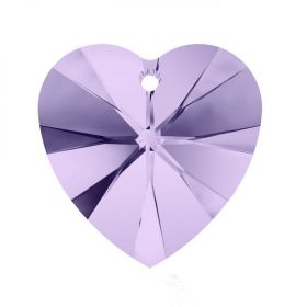 6228 Swarovski Crystal Hearts 10mm Violet Pk288