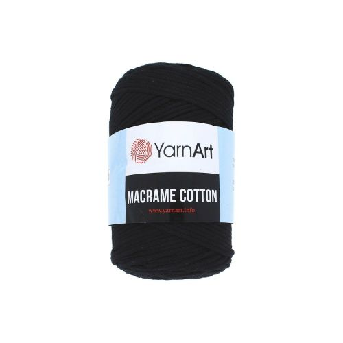 YarnArt ™ Macrame Cotton / cord / 85% cotton, 15% polyester / colour 750 / 2mm / 250g / 225m