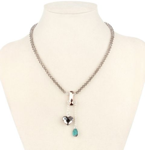 Libra Crystal Necklace