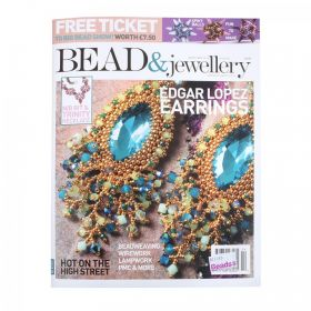 Bead Magazine Issue 85 April/May 2018