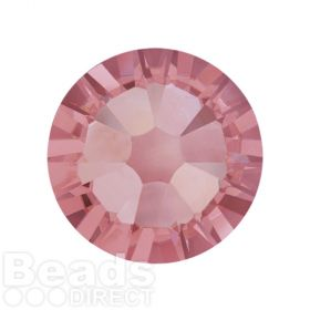 2088 Swarovski Crystal Flat Backs Non HF 7mm SS34 Crystal Antique Pink Pk144