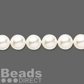 5810 Swarovski Glass Pearls 8mm Cream Rose Light Pk25