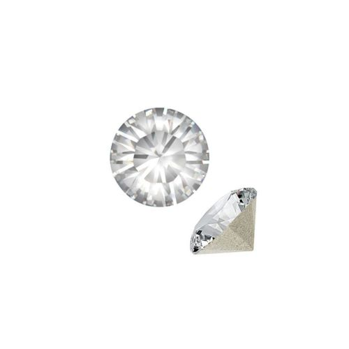 1088 Swarovski Xilion Chaton Crystal in Crystal F 6mm SS29 Pk6