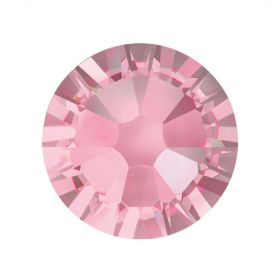 2088 Swarovski Crystal Flat Backs Non HF 7mm SS34 Light Rose F Pk144