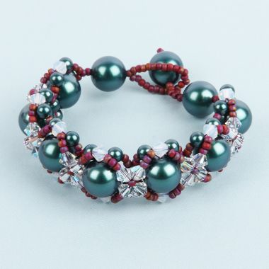 Tahitian Hugs & Kisses Bracelet