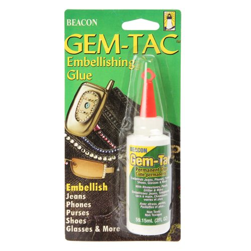 X Gem-Tac Embellishing Glue 59.15ml (2fl.oz)