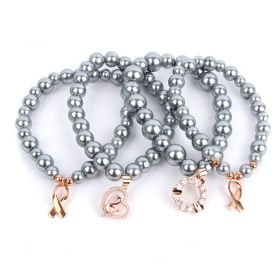 Beads Direct Pearls, Findings and Charms Bundle