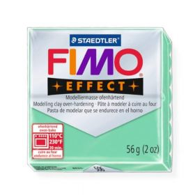 Staedtler Fimo Effect Polymer Clay Jade Green 56g (1.97oz)
