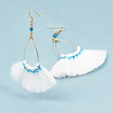 Festival Tassel Earrings