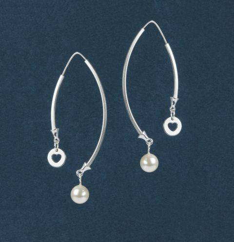 Pearlescence Earrings