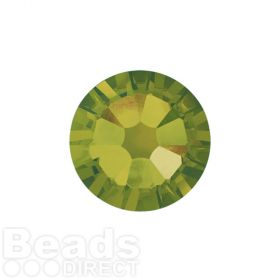 2088 Swarovski Crystal Flat Backs Non HF 4mm SS16 Olivine F Pk1440