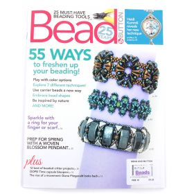 Bead and Button Magazine February 2019 Issue 149