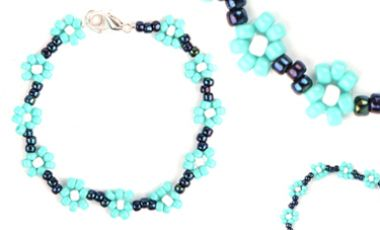 Seed Bead Make for Beginners