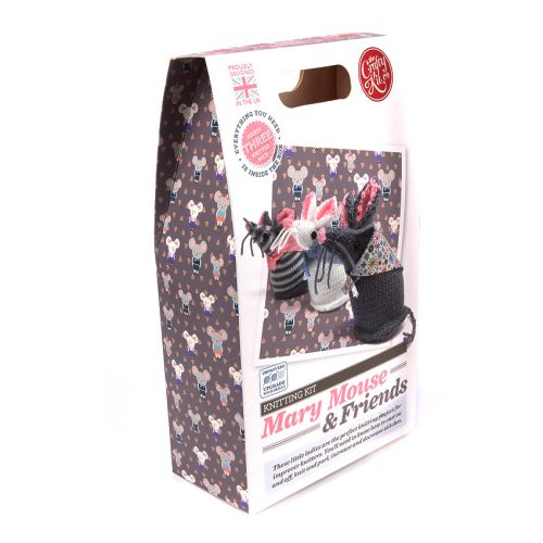 The Crafty Kit Company Mary Mouse and Friends Kit