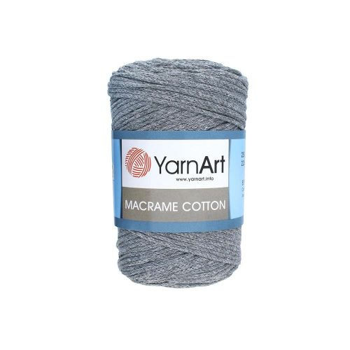 YarnArt ™ Macrame Cotton / cord / 85% cotton, 15% polyester / colour 774 / 2mm / 250g / 225m