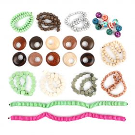 Wooden Beads Bundle