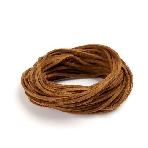 X-Suede Cord 2.5mm Brown 10m