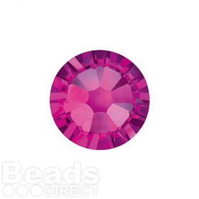 2088 Swarovski Crystal Flat Backs Non HF 4mm SS16 Fuchsia F Pk1440