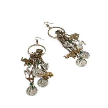 Enchanted Garden Earrings p.5