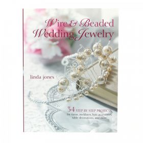 Wire & Beaded Wedding Jewellery by Linda Jones