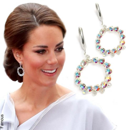 Get Kate Middleton's Style Earrings