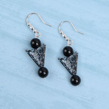 Patina Arrow Earrings