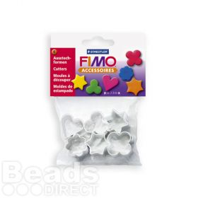 Staedtler Fimo Accessory Metal Cutters 6pcs