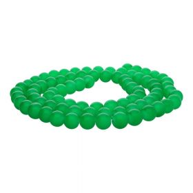 MIST ™ / round / 8mm / green / 105pcs