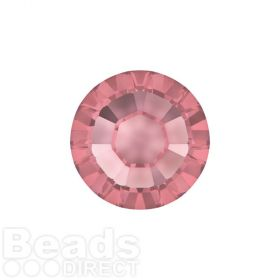2078 Swarovski Crystal Hotfix Round 4mm SS16 Crystal Antique Pink A HF Pk1440