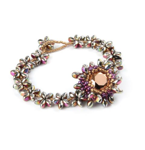 Desert Rose Dual-Wear Bracelet