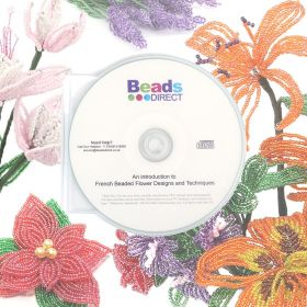 French Flowers CD Rom
