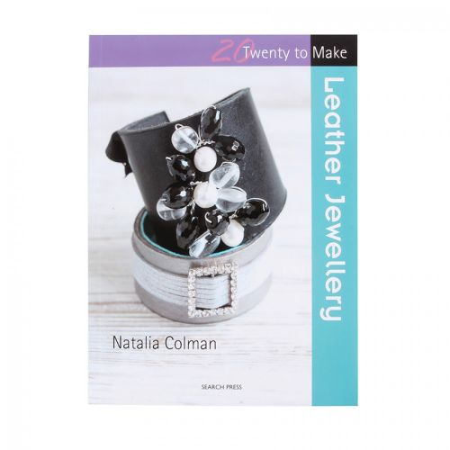 20 To Make Leather Jewellery by Natalia Colman