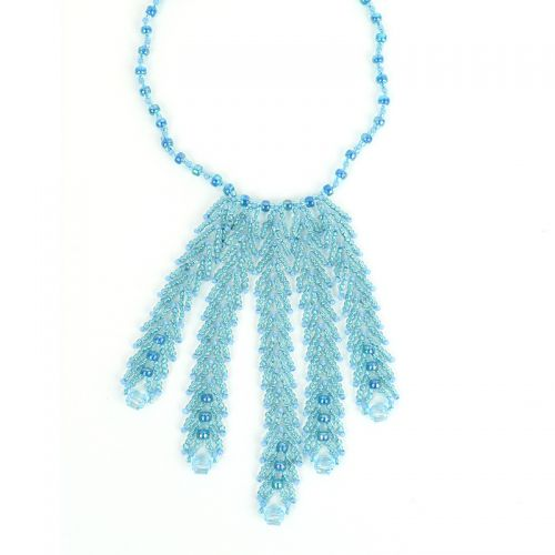Beads Direct St Petersburg - makes x3 - Blue
