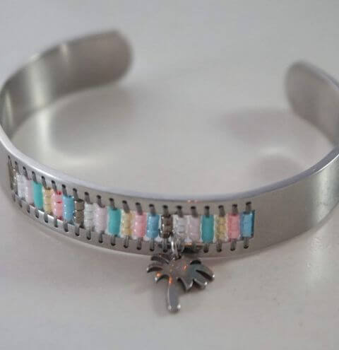 How to make Bracelets using Bases - Jewellery Making Tutorial