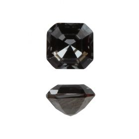 4480 Swarovski Crystal Imperial Fancy Stone 6mm Crystal Silver Night F Pk2