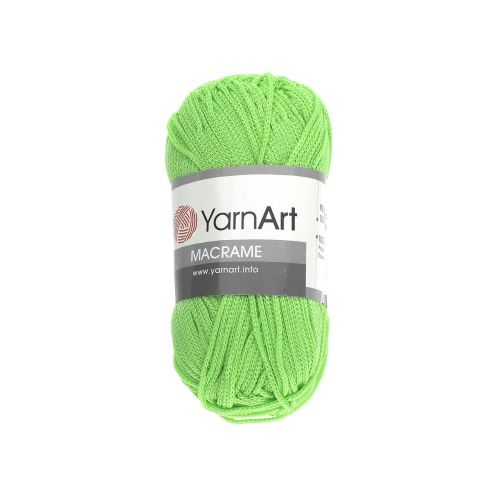 YarnArt ™ Macrame / cord / 100% polyester / colour 150 / 1.5mm / 90g / 130m