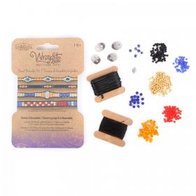 Wrapit Loom Sunset Refill Kit - Makes 4 Bracelets
