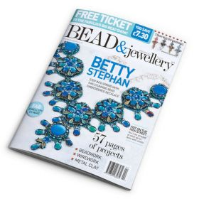 Bead and Jewellery Magazine April/May Issue 93