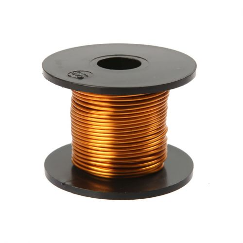 Light Gold Coloured Copper Craft Wire 0.9mm 8metre Reel